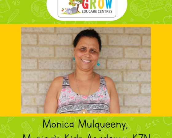 Testimonial: Monica Mulqueeny, Monica's Kidz Academy, a proud GROW partner